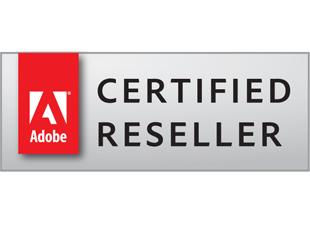 Certified Reseller bei Adobe-