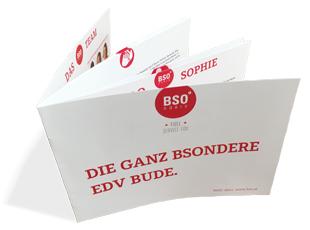 BSO Imagebroschüre - Alle Leistungen auf einen Blick-